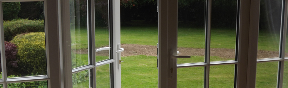 Double Glazing Haslemere and Grayshott - Installation & Repairs